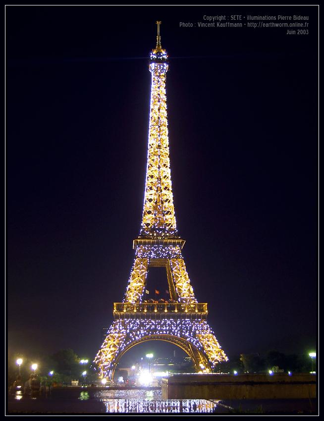 All the way by mimo la tour eiffel for Les monuments les plus connus du monde